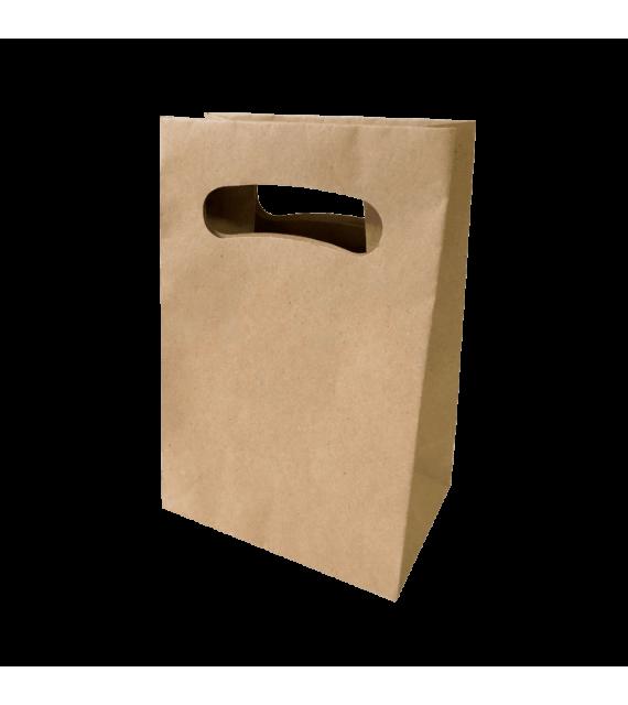 Bolsa en papel Kraft para empacar pequeña