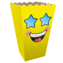 Crispetera pequeña Anch-xs Fiesta Emoji