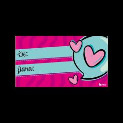 Tarjeta De - Para Amor