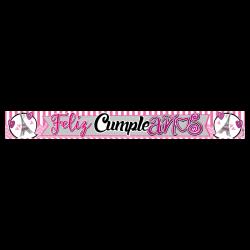Letrero de cumpleaños Banner 11 (Pequeño)