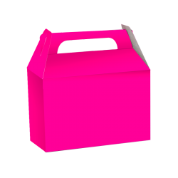 Caja sorpresa mediana en colores