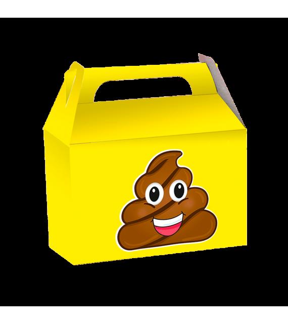 Caja sorpresa Emoji Helado Chocolate
