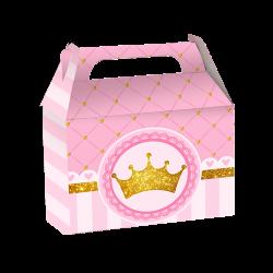 Caja sorpresa A Fiesta Princess
