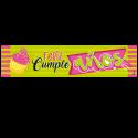 Letrero de cumpleaños Banner 03 (Grande)