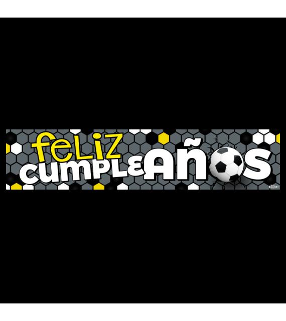 Letrero de cumpleaños Banner 18 (Grande)
