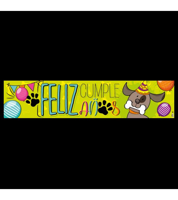 Letrero de cumpleaños Banner 16 (Grande)9