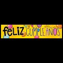 Letrero de cumpleaños Banner 35 (Grande)