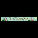 Letrero de cumpleaños Banner 03 (Pequeño)