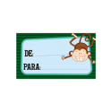 Tarjeta De - Para Fiesta Selva