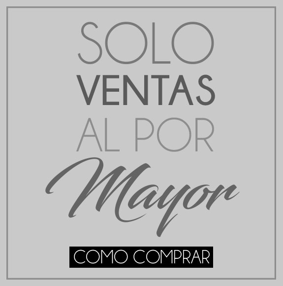 Solo ventas por mayor